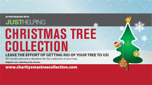 Longfield Christmas tree recycling