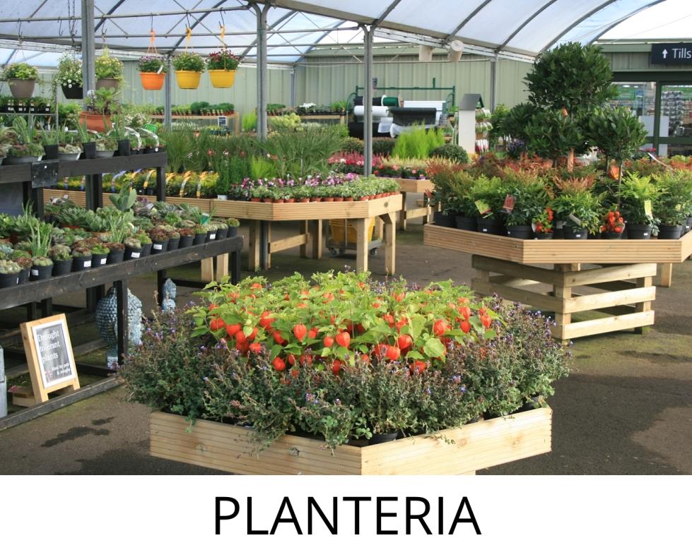 Planteria Nursery Gloucester