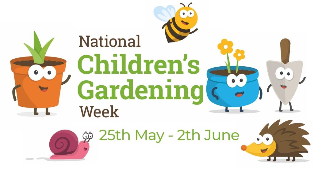 Children's Gardening Week