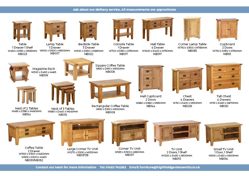 Highfield Oak Furniture